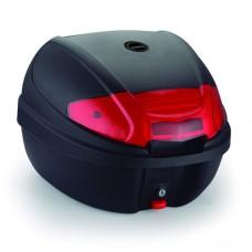 Baul Mac 030 City Rojo Desmontable 30Lts Original