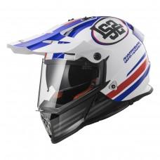 Casco Motocross 436 Pioneer Quarterback L Ls2 Ls2404362326.L