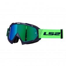 Antiparras Motocross Dots Azul Ls2 Ls2630511510.01