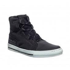 Zapatillas Urbano Sneakers Negro Blanco 38 Ls2 Ls2652610146.38