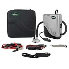 Compresor Para Moto Con Accesorios En Estuche Slime 40001
